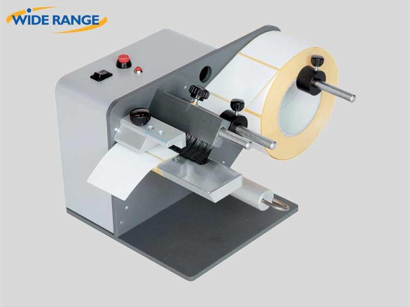 WIDE RANGE - Dispenser per etichette autoadesive non trasparenti - www.widerange.it
