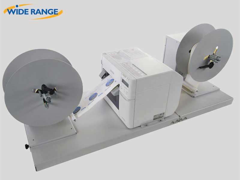 WIDE RANGE - Stampante per etichette a colori RWR - www.widerange.it