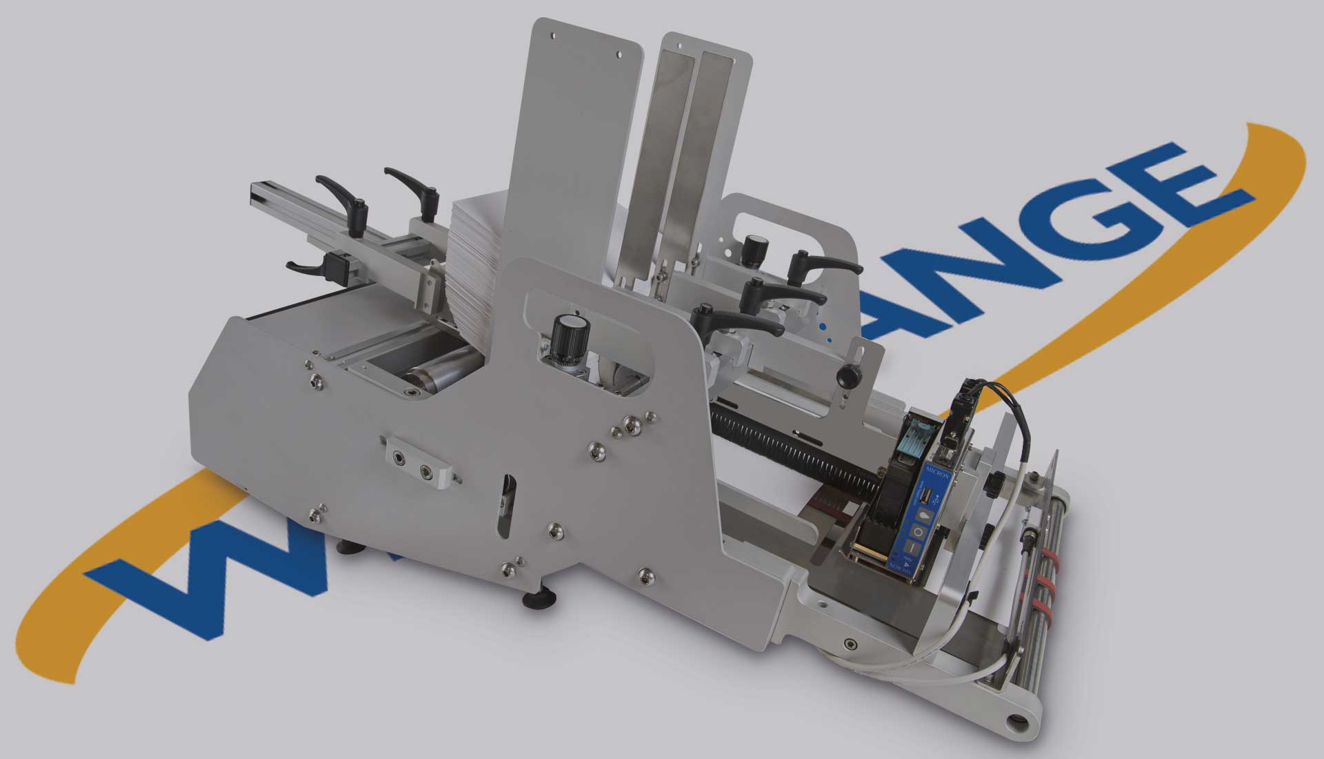 WR FEEDER Friction Sheet Feeder